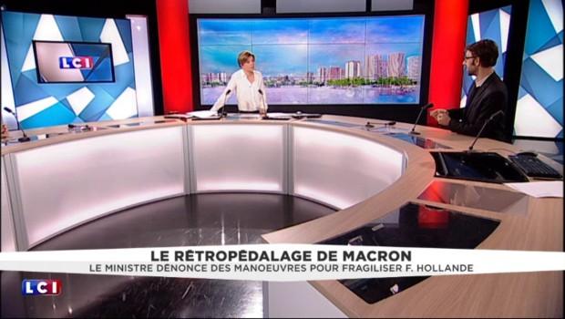Le rétropédalage de Macron : le ministre est un affranchi