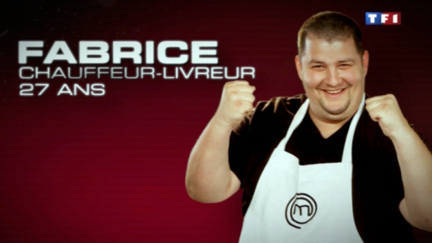 MasterChef - Fabrice