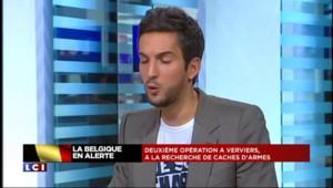 Opération anti-terrorisme en Belgique : alerte à la bombe au siège de la police fédérale