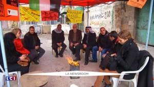 Proche-orient : à Hébron, la tension montre entre colons israéliens et résidents palestiniens