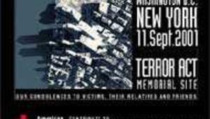 Terroract, site hommage aux victimes de l'attentat wtc
