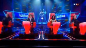 """""""The Voice"""", des talents jugés juste sur leurs voix"""