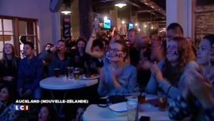 All Blacks: explosion de joie des Néo-zélandais après la victoire