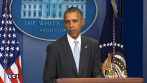 Barack Obama attentats Paris