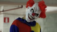 clown flippant
