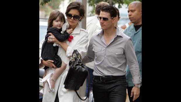 Katie Holmes Tom Cruise Suri