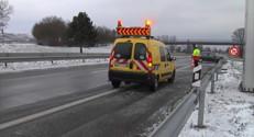 Le 13 heures du 28 décembre 2014 : Dans les Vosges aussi, la neige est tombée en abondance - 400.89300000000003