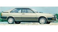 AUDI Coupé 2.0i GT - 1984