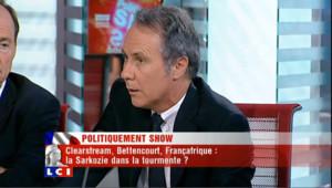 Politiquement Show : Clearstream, Bettencourt, Françafrique : la Sarkozie dans la tourmente ?