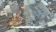 Taïwan : un bébé extirpé miraculeusement des décombres après le violent séisme