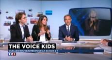 """The Voice Kids : Louis Bertignac, """"plébiscité à chaque fois"""""""