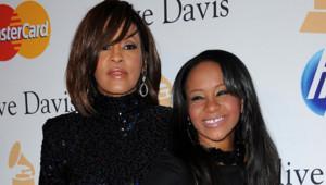 Whitney Houston et sa fille Bobbi Kristina