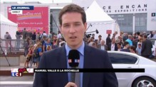 A La Rochelle, Manuel Valls tente de rassurer les socialistes