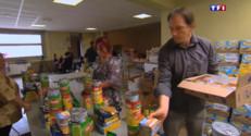 Le 13 heures du 31 juillet 2015 : A Fresnes-sur-Escaut, le secours populaire fait des heureux - 680