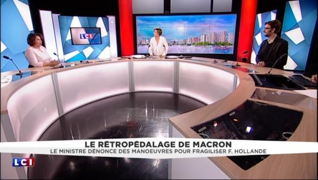"""Le rétropédalage de Macron : """"Il est le mieux placé pour réaliser les blocages de ce pays"""""""