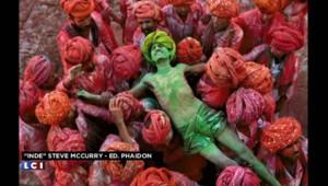 Les yeux dans l'actu : le photographe McCurry réunit 40 ans de passion pour l'Inde