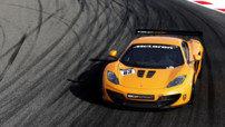 McLaren 12C GT Sprint (2013), version exclusive pour circuits éditée en 20 unités