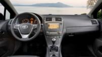 TOYOTA Avensis SW 177 D-CAT FAP Lounge - 2010