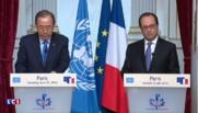 """Brexit: Ban Ki-moon souhaite que l'UE et la Grande Bretagne demeurent des """"partenaires solides"""""""