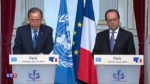 """Brexit: Ban Ki-moon souhaite que l'UE et la Grande Bretagne demeurent des """"partenaires solides"""" pour l'ONU"""