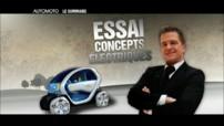 Concept-cars électrique Renault