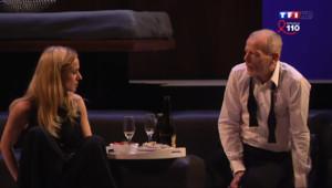 Le 13 heures du 6 avril 2014 : L'Aide-m�ire avec Sandrine Bonnaire et Pascal Gr�ry - 816.95