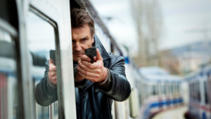 Liam Neeson dans le film Taken 2 d'Olivier Megaton