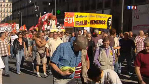 Manifestation à Marseille (archives)