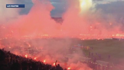 Stade de foot PAOK Salonique