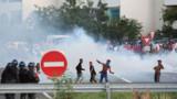 La Réunion : heurts entre jeunes et forces de l'ordre