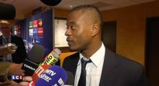 """AS Monaco - Juventus Turin (0-0) : """"On a fait le boulot à l'italienne"""", déclare Patrice Evra"""