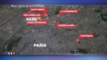 Attentats à Paris : présent sur les lieux des drames, Abaaoud projetait une attaque à la Défense