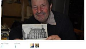 Claude Perrot, septuagénaire de Voulgézac, en Charente, a eu la surprise de recevoir une carte envoyée à sa grand-tante, 90 ans plus tôt !