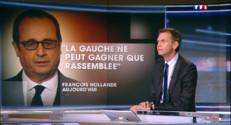 Le 20 heures du 30 mars 2015 : Elections départementales : à l'Elysée, rien de nouveau - 815.683