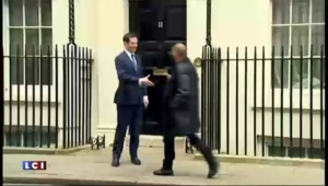 Le Premier ministre grec à Chypre pour sa première visite à l'étranger