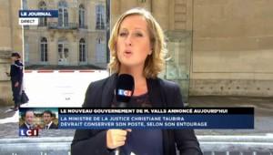 """Remaniement : """"Ségolène Royal et Christiane Taubira resteraient à leur poste"""""""