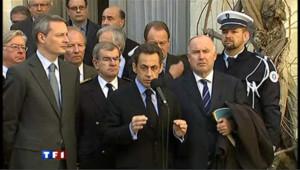 Sarkozy : des habitants ne pourront pas retourner dans leur maison