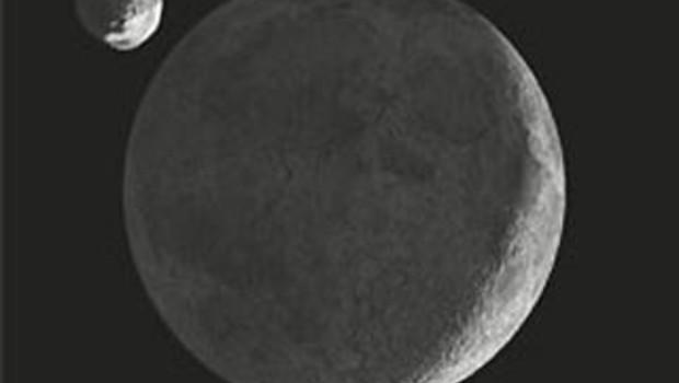 Selon un thérie d'un chercheur américain, la Terre avait deux lunes lors de sa formation.