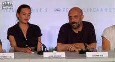 """En direct de Cannes : Gaspar Noé : """"Tout le monde ne pense qu'à baiser"""""""