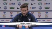 Euro 2016 : Jérémy Mathieu forfait suite à une blessure au mollet