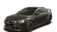 La Lancer Evolution X Final Concept