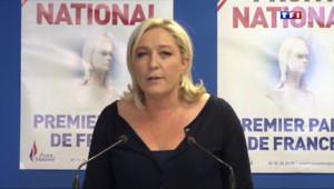 Le 13 heures du 26 mai 2014 : Elections europ�nes : le FN triomphe - 191.73699256134037