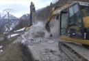 Le 20 heures du 28 février 2015 : Chassé-croisé : La circulation en Rhône-Alpes ralentie à cause de la chute d'un rocher - 187.7407561340332