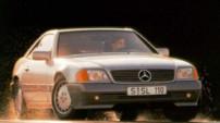 MERCEDES 600 SL A - 1992