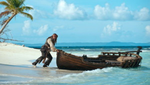 Pirates des Caraïbes : la fontaine de jouvence de Rob Marshall avec Johnny Depp
