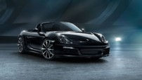 Porsche Boxster Black Edition 2015