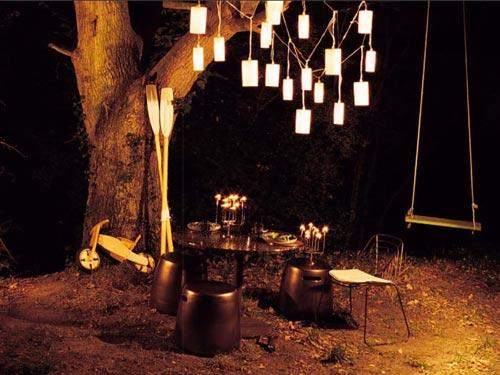 Habitat - Jardin de nuit