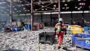 Bayonne : explosion meurtière dans une usine à gaz