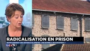"""Islamistes radicaux regroupés à Fresnes : contrôleure des prisons, elle pense que """"ça n'est pas une bonne idée"""""""