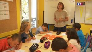 Le 13 heures du 21 septembre 2015 : Ecole : le retour des évaluations pour les CE2 - 168